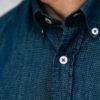 Django chemise denim col