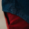 Django chemise denim hirondelle de renfort