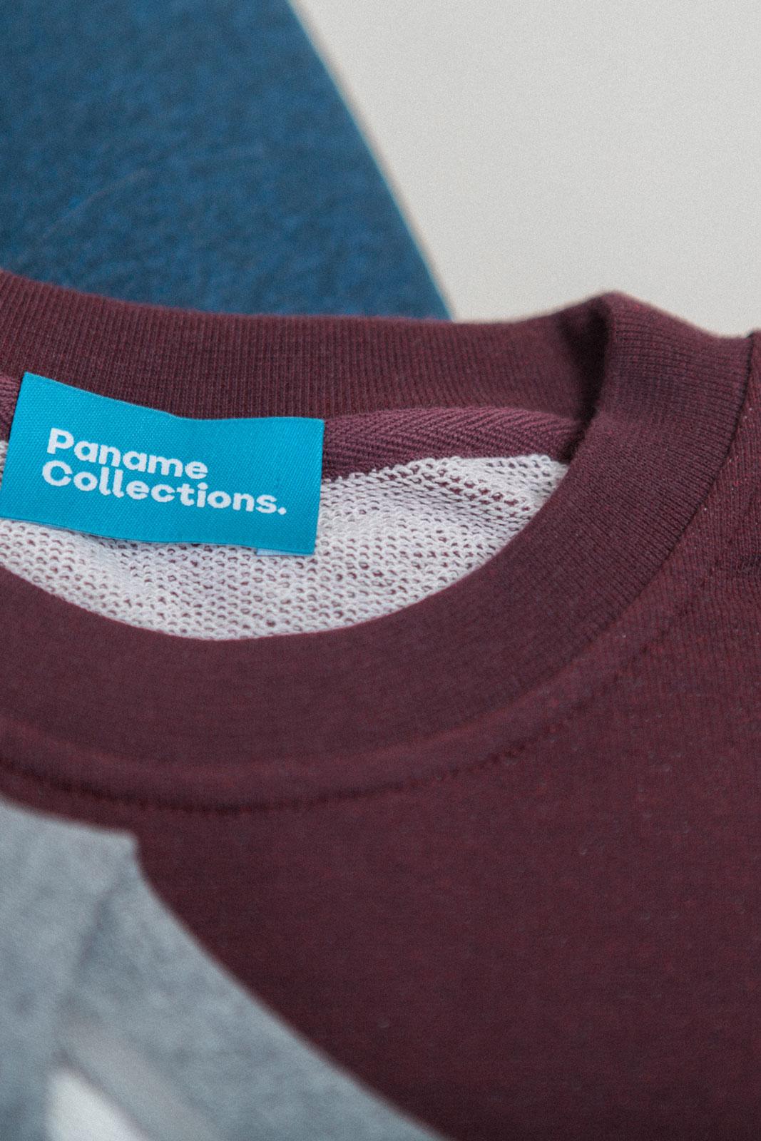 Zoome sweatshirt bordeaux
