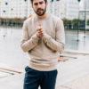 Sweatshirt sable pantalon flanelle Giacomo