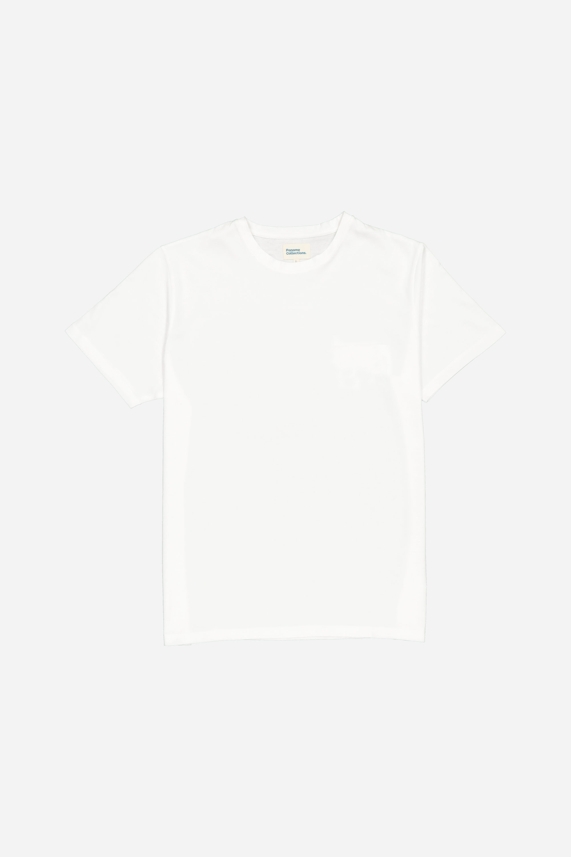 t-shirt Steeve blanc de blanc