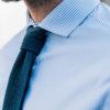 Chemise Arsene close-up col cravate